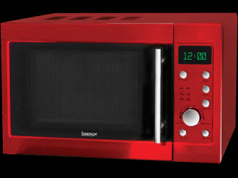 If You Want An Awesome Look For Your Kitchen A Red Microwave Oven And Other Various Colorful Liances Are Must It Looks Feels Good To Have