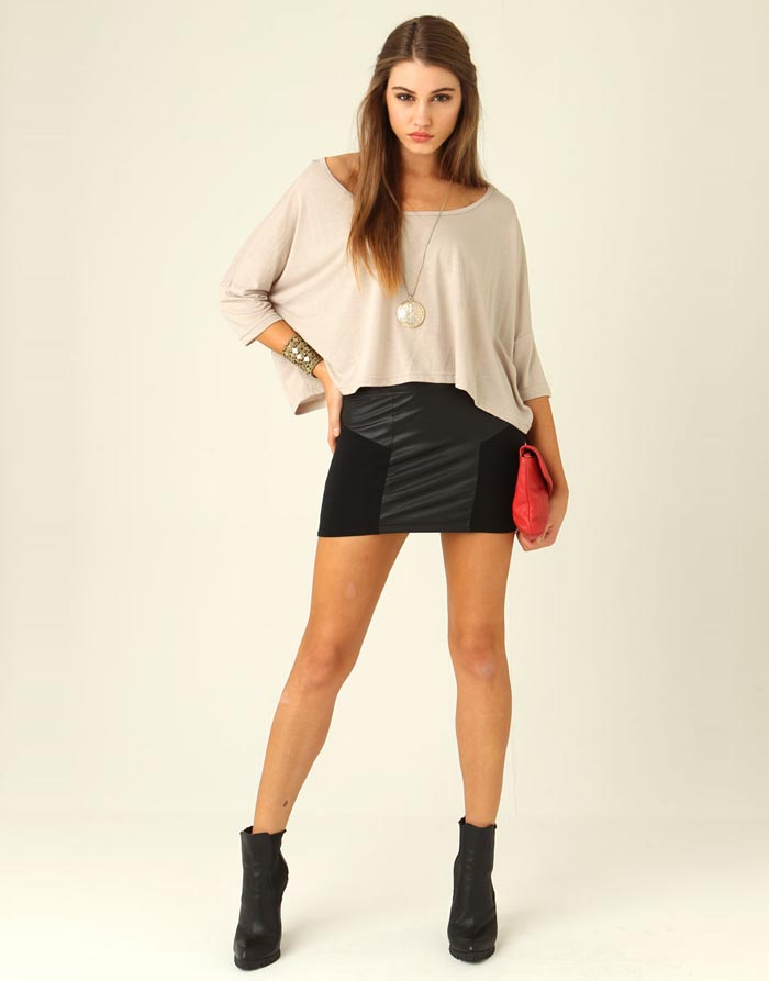 How to Buy the Perfect Mini Skirt